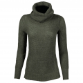 Kelp - Mountain Khakis - Women's Countryside Cowl Neck Sweater