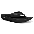 Black - OOFOS - Women's OOlala