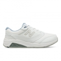 White - New Balance - Leather 928 v3 Women's Walking Shoes