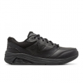 Black - New Balance - Leather 928 v3 Women's Walking Shoes