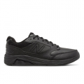 Black - New Balance - Leather 928 v3 Men's Walking Shoes
