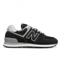 Black with White - New Balance - 574 Core Women's Lifestyle Shoes