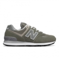 Grey with White - New Balance - 574 Core Women's Lifestyle Shoes
