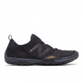 Black with Silver - New Balance - Minimus Trail 10 Men's Trail Running Shoes