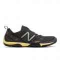 Dark Grey with Yellow - New Balance - Minimus Trail 10 Men's Trail Running Shoes