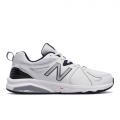 White with Navy - New Balance - 857 v2 Men's Everyday Trainers Shoes