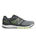 Steel with Hi-Lite & Black - New Balance - 860v9 Men's Stability Shoes