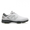 White with Grey - New Balance - Striker Men's Golf Shoes