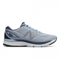 Air with Light Cobalt and Reflection - New Balance - 880v9 Women's Neutral Cushioned Shoes