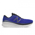 UV Blue with Black - New Balance - Fresh Foam More Men's Neutral Cushioned Shoes