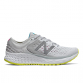Light Aluminum with Silver and Sulphur Yellow - New Balance - Fresh Foam 1080v9 Women's Neutral Cushioned Shoes