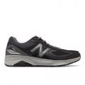 Black with Castlerock - New Balance - 1540 v3 Men's Running Shoes