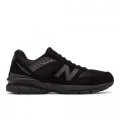 Black - New Balance - Made in US 990 v5 Men's Lifestyle Shoes