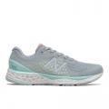 Light Slate with Bali Blue - New Balance - Fresh Foam 880 v10 Women's Neutral Cushioned Shoes