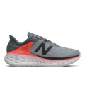 Gunmetal with Neo Flame and Black - New Balance - Fresh Foam More  v2 Men's Running Shoes