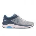 Grey/Blue - New Balance - 847 v4 Women's Walking Shoes