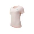 Peach Soda Heather - New Balance - 01234 Women's Impact Run Short Sleeve