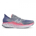 Steel with Magnetic Blue - New Balance - Fresh Foam 1080 v10 Women's Neutral Cushioned Shoes