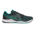 Black with Team Teal & Lime Glo - New Balance - Fresh Foam 880 v10 Men's Neutral Cushioning Running Shoes
