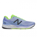 Frost Blue with Cobalt Blue - New Balance - Fresh Foam 880 v10 Women's Neutral Cushioned Running Shoes