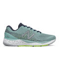 Storm Blue with Eclipse - New Balance - Fresh Foam 880 v10 Women's Neutral Cushioned Running Shoes