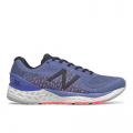 Magnetic Blue with Guava - New Balance - Fresh Foam 880 v10 Women's Neutral Cushioned Running Shoes
