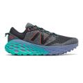 Lead with Magnetic Blue & Tidepool - New Balance - Fresh Foam More Trail v1 Women's Hiking & Trail Shoes