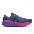 Jet Stream with Poisonberry - New Balance - Fresh Foam More Trail v1 Women's Hiking & Trail Shoes
