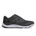 Black with White - New Balance - 840 v4 Women's Running Shoes