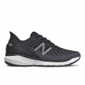 Black with White & Lead - New Balance - Fresh Foam 860 v11 Women's Stability Shoes