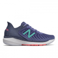 Magnetic Blue with Natural Indigo - New Balance - Fresh Foam 860 v11 Women's Stability Shoes