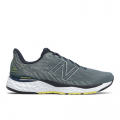 Ocean Grey with Yellow - New Balance - Fresh Foam 880v11 Men's Running Shoes