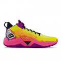 Yellow with Pink - New Balance - TWO WXY Men's Basketball Shoes