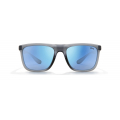 Matte Smoke/Horizon Blue - Zeal Optics - Boone
