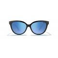 Gloss Black/Polarized Horizon Blue Lens - Zeal Optics - Ande