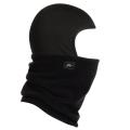 Black - Turtle Fur - Micro Fur Fleece Shellaclava