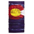 Colorado Rocks - Turtle Fur - Comfort Shell Totally Tubular Limited Edition - Print