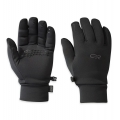 Black - Outdoor Research - Men's PL 400 Sensor Gloves