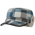 prussian blue plaid - Outdoor Research - Yukon Cap