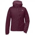 garnet - Outdoor Research - Women's Helium II Jacket