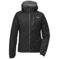 black/charcoal - Outdoor Research - Women's Helium II Jacket