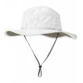 White/Khaki - Outdoor Research - Women's Solar Roller Sun Hat