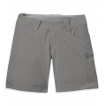 """Pewter - Outdoor Research - Women's Ferrosi Summit 7"""" Shorts"""