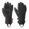 Black - Outdoor Research - Men's Gripper Sensor Gloves