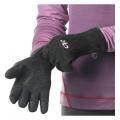 charcoal - Outdoor Research - Women's Flurry Sensor Gloves