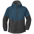peacock/storm - Outdoor Research - Men's Foray Jacket