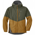 juniper/curry - Outdoor Research - Men's Foray Jacket
