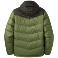 seaweed/forest - Outdoor Research - Men's Transcendent Down Hoody