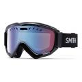 Black/Blue Sensor Mirror - Smith Optics - Knowledge Otg