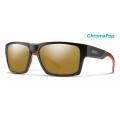 Matte Gravy Chromapop Bronze Mirror - Smith Optics - Outlier XL 2